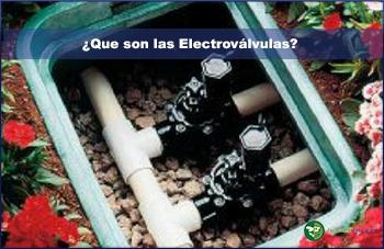 electroválvulas como funcionan