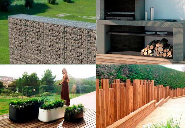 Catálogo productos para jardines y terrazas