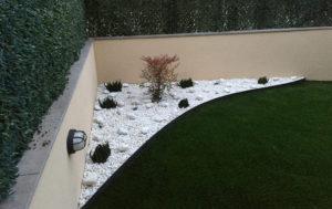 Cesped artificial- Jardín