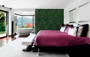 Muro verde artificial, Ciprés